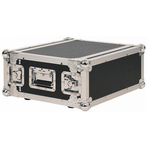 Rockcase RC 24114 B futerał Flight Case 19′′ do urządzeń typu rack, max gł. 34 cm, max wys. 19 cm
