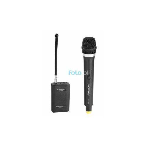 Saramonic Mikrofon bezprzewodowy sr-wm4ca + sr-hm4c