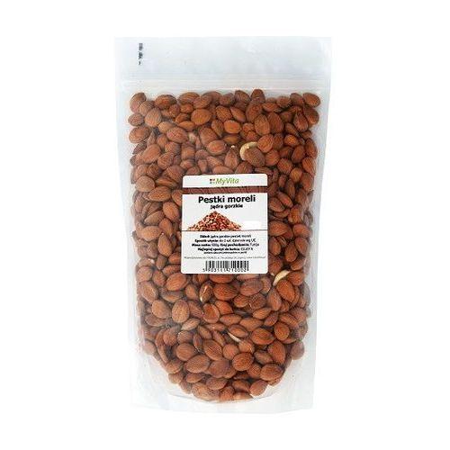 Pestki moreli (witamina b17) () 500g marki Myvita