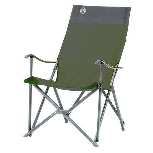 Krzesło rozkładane sling zielony + darmowy transport! marki Coleman