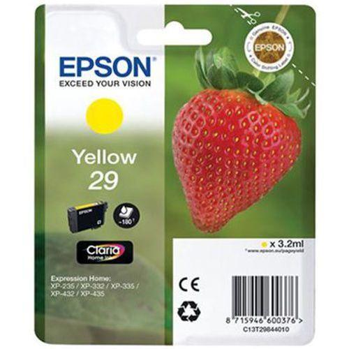 Tusz Epson T29 / C13T29814012 Black do drukarek (Oryginalny [3.2ml]