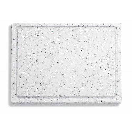Deska do krojenia zrynną ociekową do obustronnego ułożenia, 53 x32,5 x1,8 cm  9153000-90 od producenta Dick