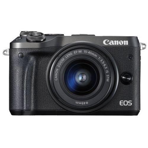 Canon EOS M6. Najniższe ceny, najlepsze promocje w sklepach, opinie.