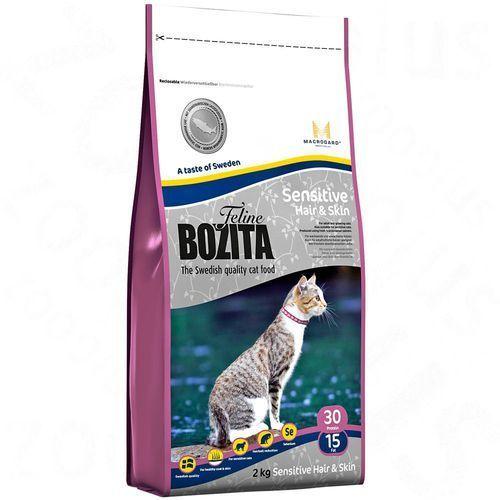 feline hair & skin sensitive 0,4kg marki Bozita