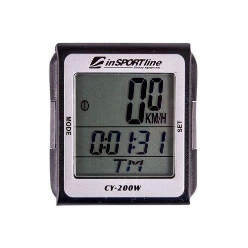 Licznik rowerowy inSPORTline CY-200W (8595153609023)