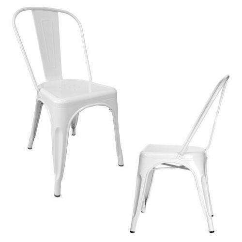 Krzesło Prado white