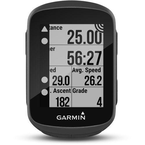 Garmin Edge 130 Nawigacja GPS czarny 2018 Nawigacje rowerowe (0753759189990)