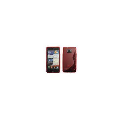 ADVANCED ACCESSORIES Etui S-Line GEL dedykowane do Samsung Galaxy S2 - czerwone Odbiór osobisty w ponad 40 miastach lub kurier 24h