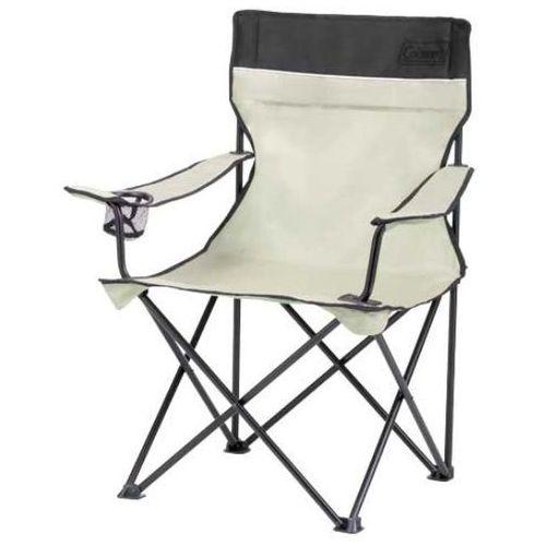 Krzesło rozkładane standard quad khaki + darmowy transport! marki Coleman