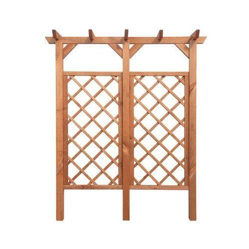 Pergola ogrodowa 160 x 35 x 188 cm drewniana mini marki Stelmet