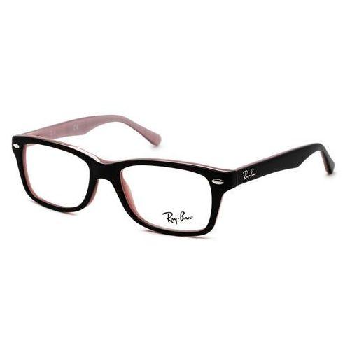 Ray-ban junior Okulary korekcyjne ry1531 3580