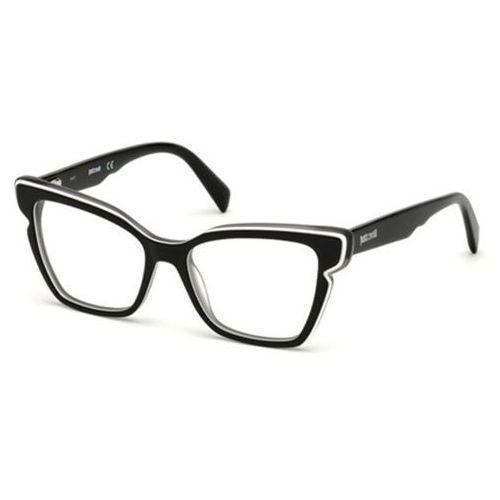 Just cavalli Okulary korekcyjne jc 0817 005