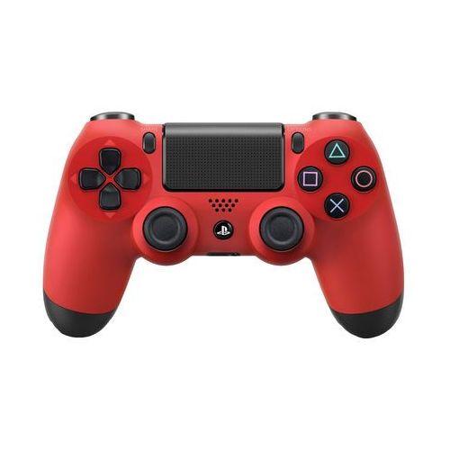 Pad SONY DualShock 4 Czerwony (0711719200994)