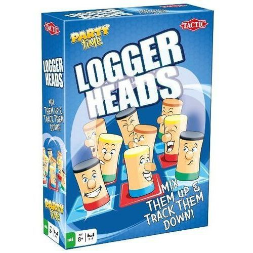 Tactic party time: logger heads (6416739525686)