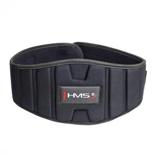 Hms pa3448 black - 17-63-050 - pas do ćwiczeń siłowych, rozm. s - s