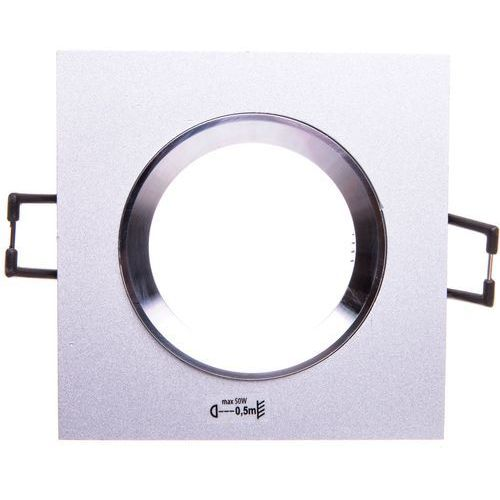 Oczko halogenowe, oprawa sufitowa punktowa stała RADAN CT-DSL50 12V 50W MR16 GX5.3 aluminium 07363 KANLUX