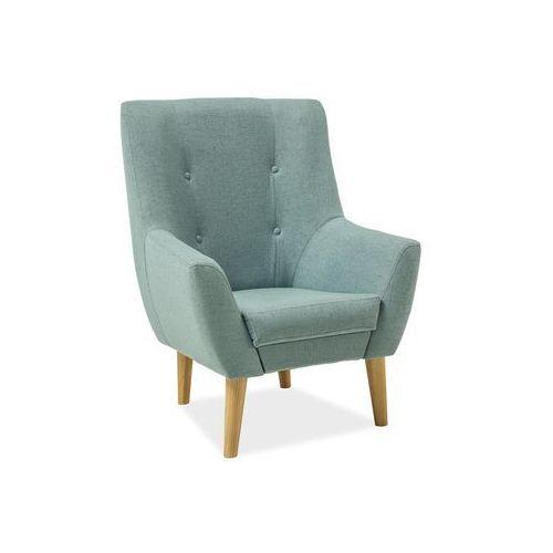 Fotel  bell 1 cablo - styl skandynawski marki Signal