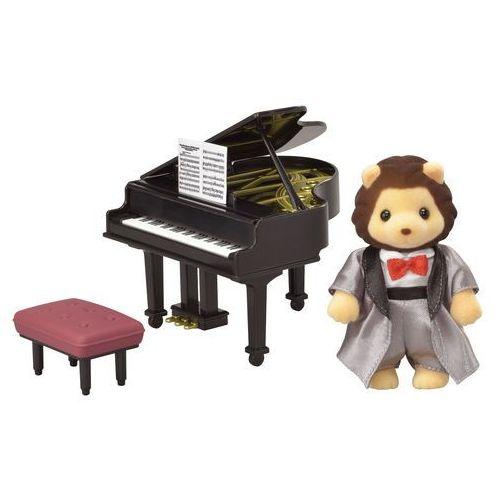 Epoch Sylvanian families town - zestaw koncertowy - fortepian 6011 (5054131060117)
