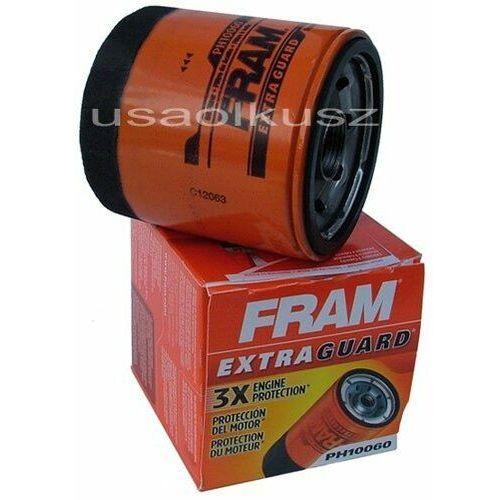 Filtr oleju silnika firmy chevrolet monte carlo 5,3 v8 marki Fram