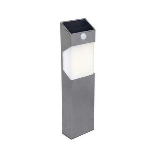 SOLSTEL LED 2W czujnik PIR, zsilanie solarne 4000K IP44 Lampa ogrodowa solarna stojąca Lutec 6907903001 (6939412077703)