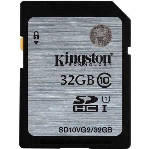Kingston SDHC 32GB G2