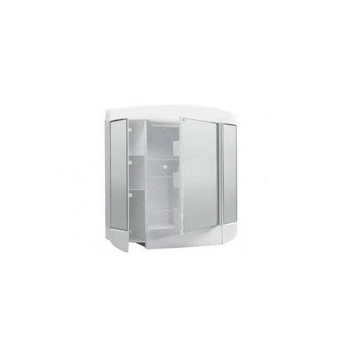 Szafka lustrzana z oświetleniem temida marki Bisk