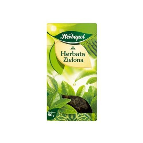 Herbapol Herbata zielona liściasta