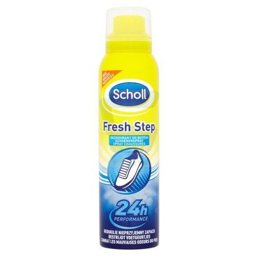 dezodorant do butów fresh step 150 ml marki Scholl