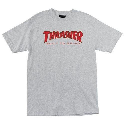 Independent Koszulka - thrasher btg regular t-shirt ath hthr (101246) rozmiar: m