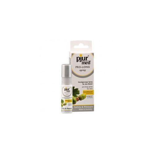 Spray przedłużający erekcję Pjur MED Pro-Long Spray 20 ml