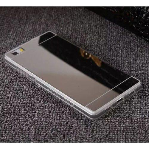 Slim Mirror Case Czarny | Etui dla Huawei P9 Lite - Czarny