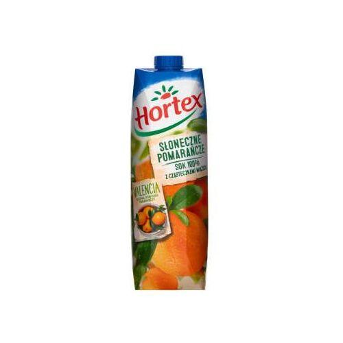 Sok słoneczne pomarańcze z cząstkami owoców 100% (5900500028533)