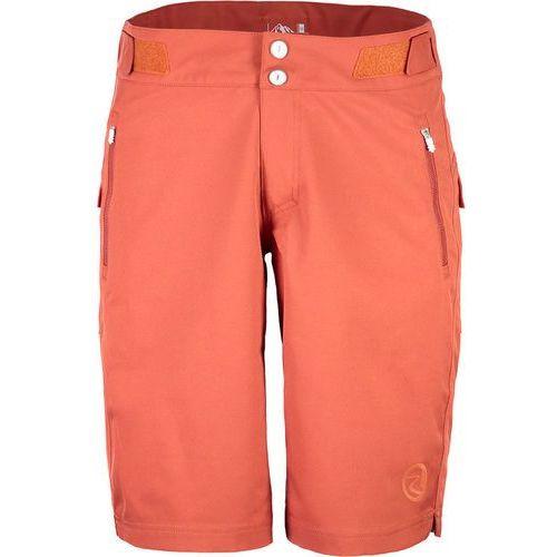 Maloja vitom. spodnie rowerowe mężczyźni pomarańczowy s 2018 spodenki rowerowe