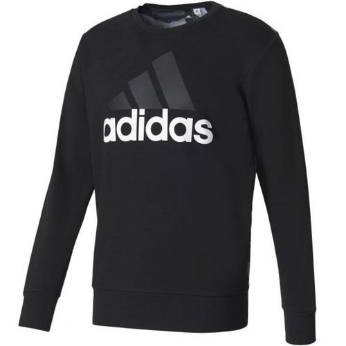 Bluza adidas Essentials Linear AOP Crew French Terry M S98766