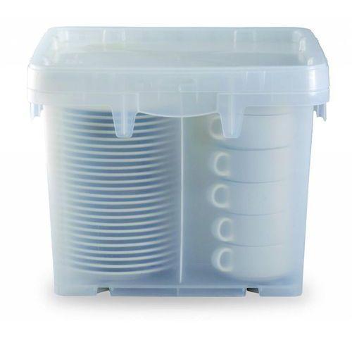 Pojemnik do przechowywania i transportu talerzy | 28L
