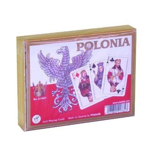 Komplet kart – lux. polonia