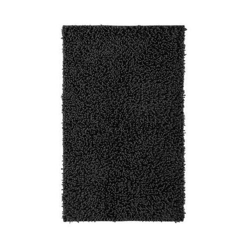 Dywanik łazienkowy crazy czarny 50 x 80 cm marki Sensea
