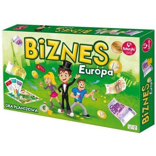 Gra biznes europa gra planszowa +darmowa dostawa przy płatności kup z twisto marki Promatek