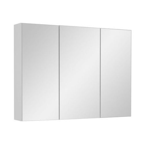 Astor szafka vento 80 cm lustrzana biała (5907798014880)
