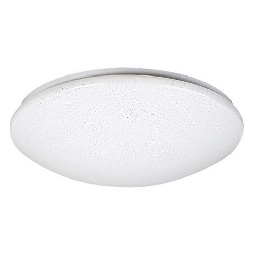 Plafon Rabalux Ollie 2637 lampa sufitowa 1x100W LED biały mat + pilot