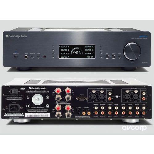 azur 851a - czarny - czarny marki Cambridge audio