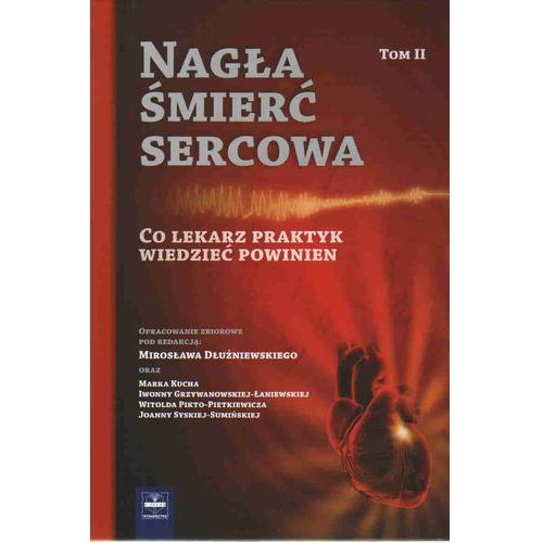 Nagła śmierć sercowa tom 2 (ISBN 9788375630930)