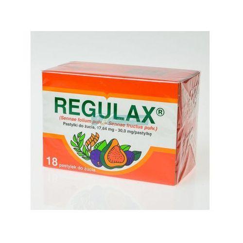Pastylki Regulax pastyl. 18 szt.