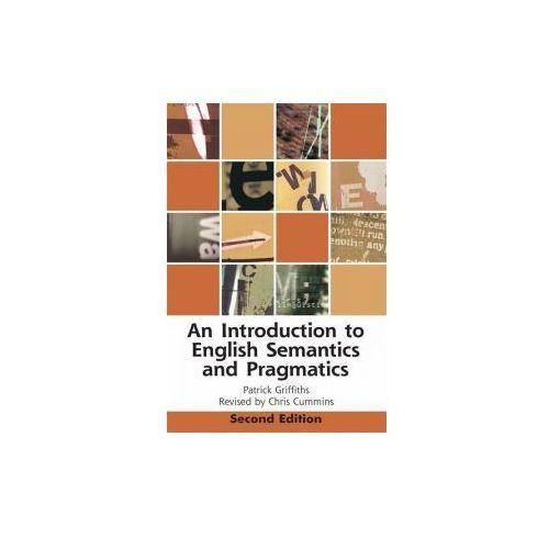 Introduction to English Semantics and Pragmatics (9781474412834)
