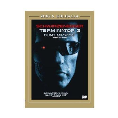Terminator 3: Bunt maszyn (DVD) - Jonathan Mostow (5903570146732)