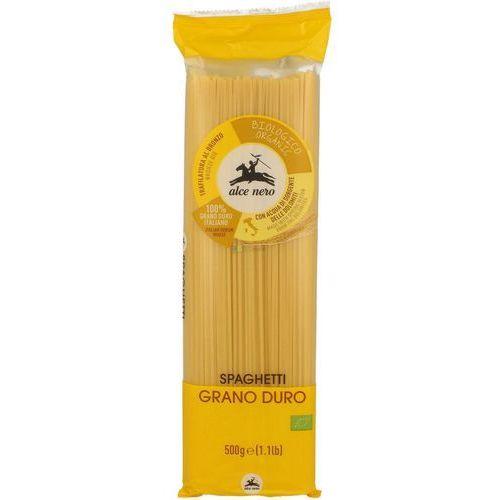 Alce nero Makaron durum (semolina) spaghetti bio 500g -