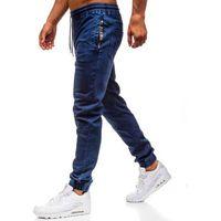 Red fireball Spodnie jeansowe joggery męskie granatowe denley y260a