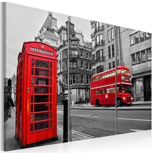 Obraz - życie w londynie marki Artgeist