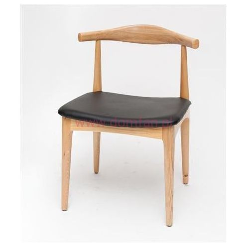 Krzesło codo inspirowane elbow chair - naturalny marki D2.design