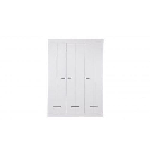 Woood Szafa 3-drzwiowa LOCK biała 362101-GOW (8714713040681)